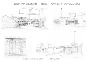 Home of York City FC