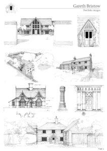 Gareth Bristow Portfolio Page 2